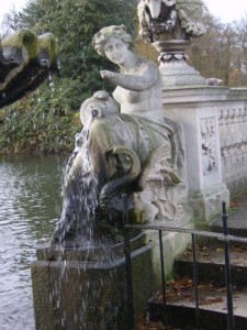 kensington fountain