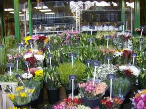 london flower market