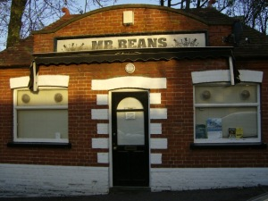 london mr beans