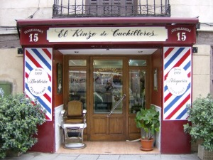 madrid barber