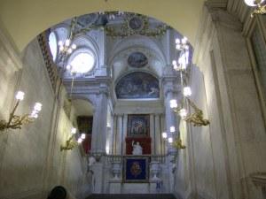 madrid palace entry