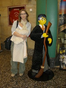 me and harry potter