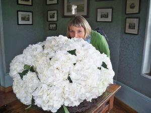 me flowers chateau de chenonceau